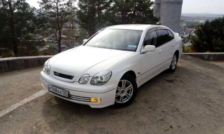 Toyota Aristo, 1999 год, 395 000 руб.