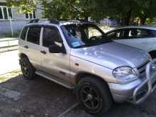 Краснодар Niva 2007