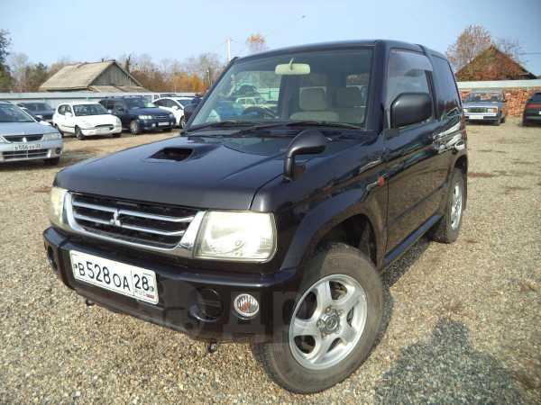 Mitsubishi Pajero Mini, 2005 год, 237 000 руб.
