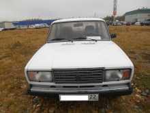 ВАЗ (Лада) 2107, 2004 г., Барнаул