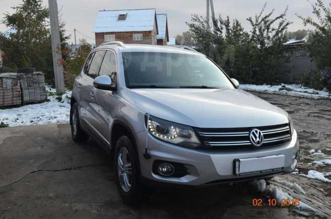 Volkswagen Tiguan, 2012 год, 1 110 000 руб.