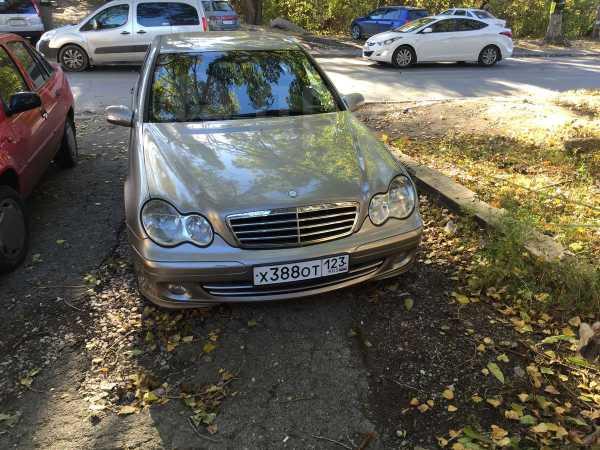 Mercedes-Benz C-Class, 2004 год, 520 000 руб.