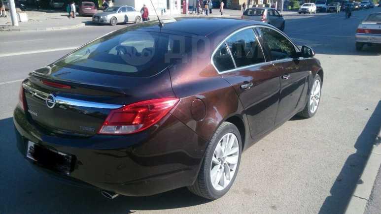 Opel Insignia, 2012 год, 780 000 руб.