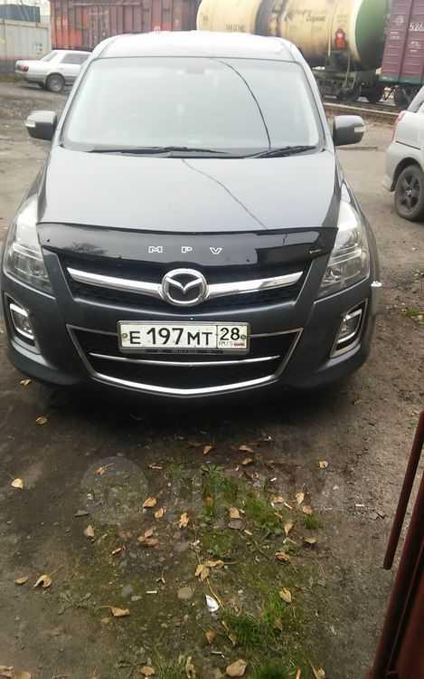 Mazda MPV, 2010 год, 800 000 руб.