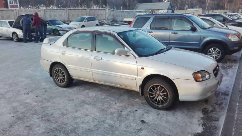 Suzuki Cultus, 2001 год, 140 000 руб.