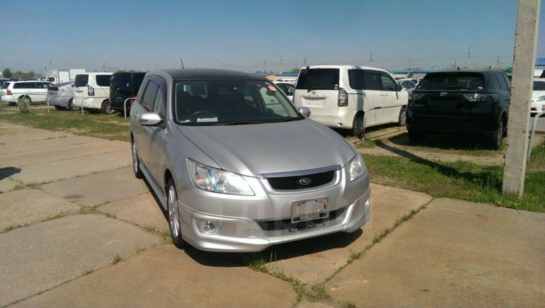Subaru Exiga, 2008 год, 650 000 руб.