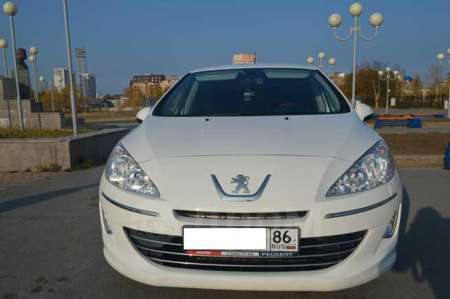 Peugeot 408, 2013 год, 540 000 руб.