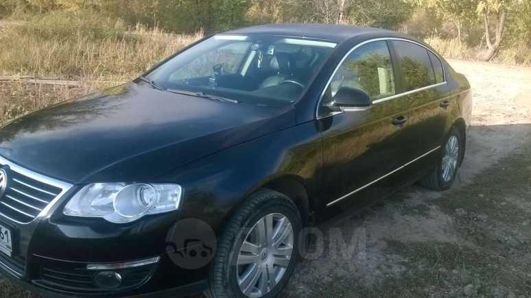 Volkswagen Passat, 2007 год, 490 000 руб.