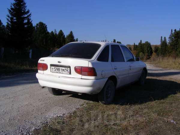 Ford Escort, 1996 год, 100 000 руб.