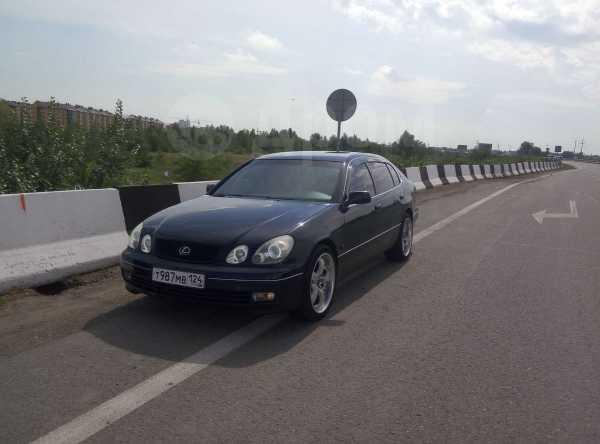 Toyota Aristo, 1998 год, 420 000 руб.
