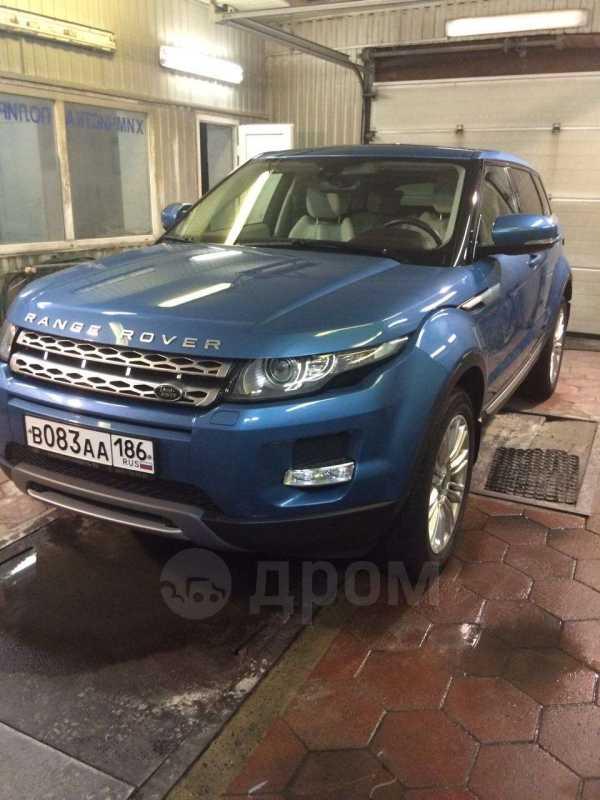 Land Rover Range Rover Evoque, 2012 год, 1 800 000 руб.