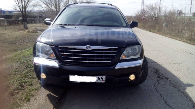 Chrysler Pacifica, 2004 год, 480 000 руб.