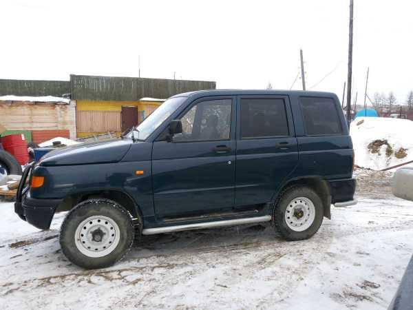 УАЗ Симбир, 2003 год, 250 000 руб.