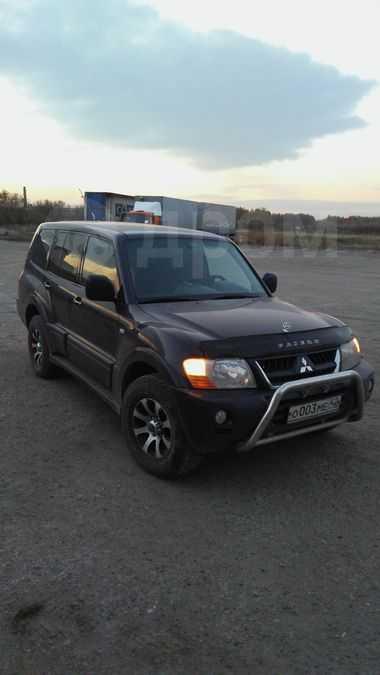 Mitsubishi Pajero, 2003 год, 649 000 руб.