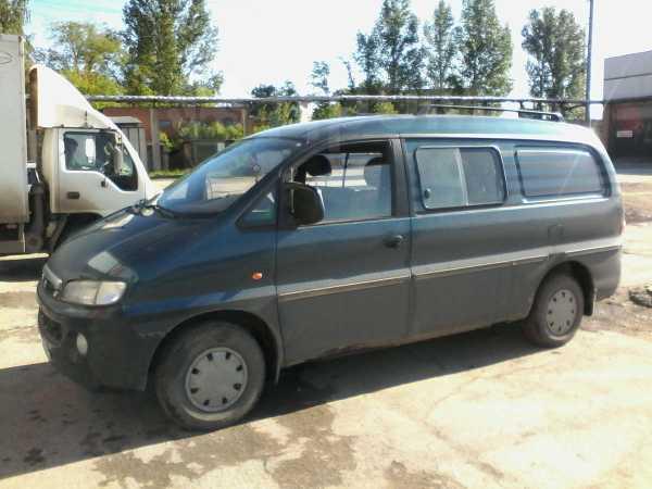 Hyundai Starex, 2000 год, 310 000 руб.