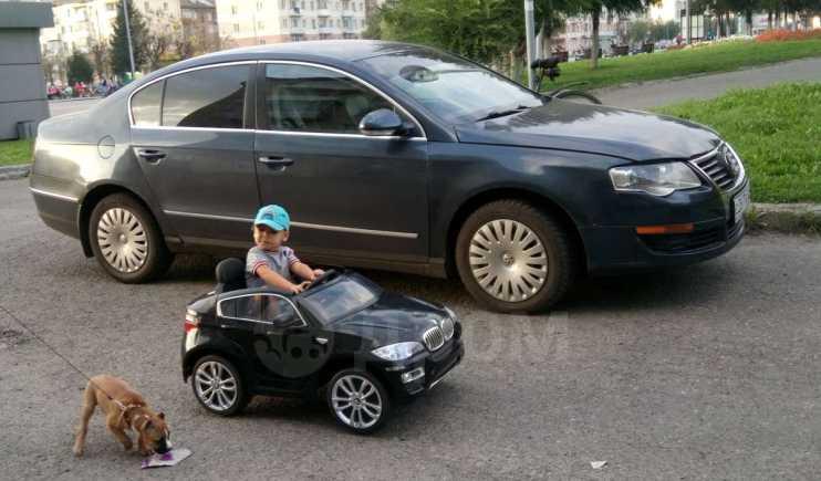 Volkswagen Passat, 2007 год, 360 000 руб.