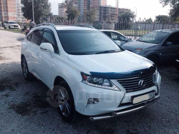Lexus RX450h, 2012 год, 2 200 000 руб.