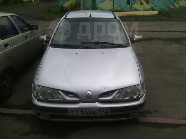 Renault Megane, 1997 год, 140 000 руб.