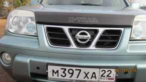Барнаул X-Trail 2003