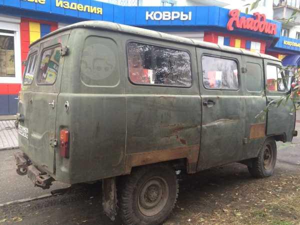 УАЗ Буханка, 1987 год, 55 999 руб.