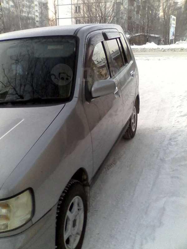 Nissan Cube, 1999 год, 130 000 руб.