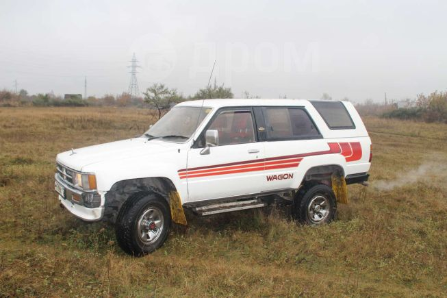 Toyota Hilux Surf, 1987 год, 280 000 руб.