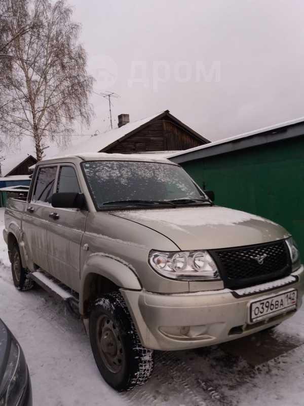 УАЗ Патриот Пикап, 2012 год, 500 000 руб.