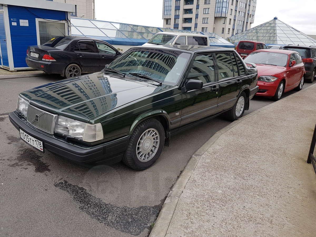 фото машины вольво 940 1998 год