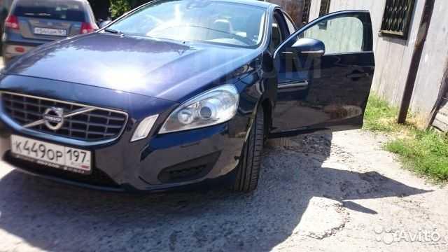 Volvo S60, 2011 год, 850 000 руб.