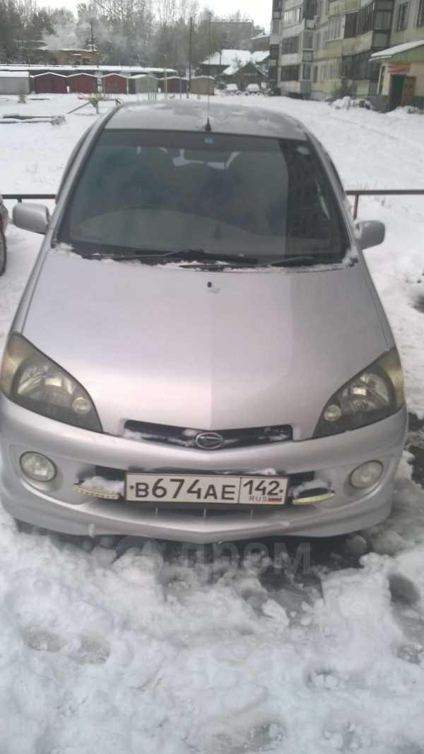 Daihatsu YRV, 2002 год, 220 000 руб.