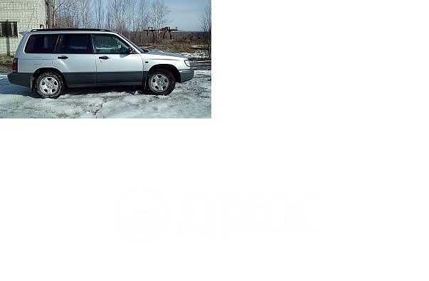 Subaru Forester, 1997 год, 320 000 руб.