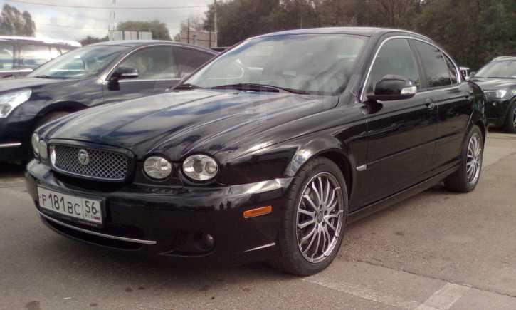 Jaguar X-Type, 2008 год, 690 000 руб.
