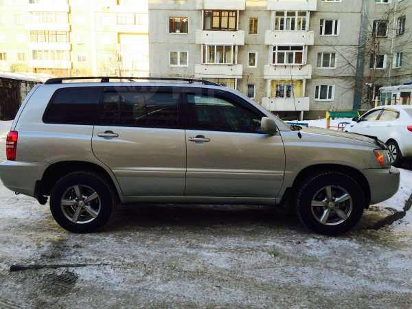 Toyota Highlander, 2002 год, 500 000 руб.