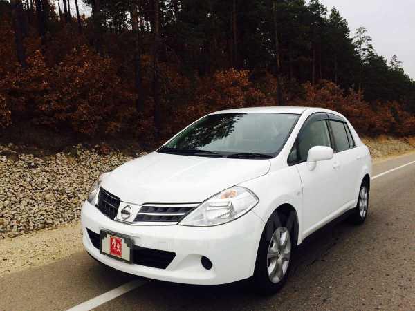 Nissan Tiida Latio, 2011 год, 495 000 руб.
