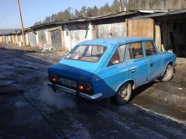 Москвич Москвич, 1988 год, 25 000 руб.