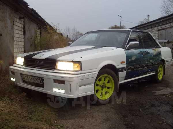 Nissan Skyline, 1987 год, 80 000 руб.