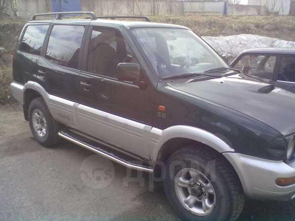 Nissan Terrano II, 1999 год, 280 000 руб.
