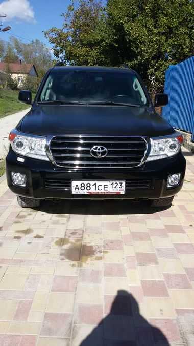 Toyota Land Cruiser, 2009 год, 2 000 000 руб.