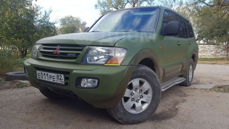 Mitsubishi Pajero, 2000 год, 570 000 руб.