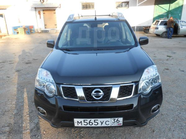 Nissan X-Trail, 2012 год, 1 180 000 руб.