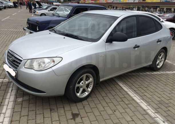 Hyundai Elantra, 2007 год, 299 999 руб.