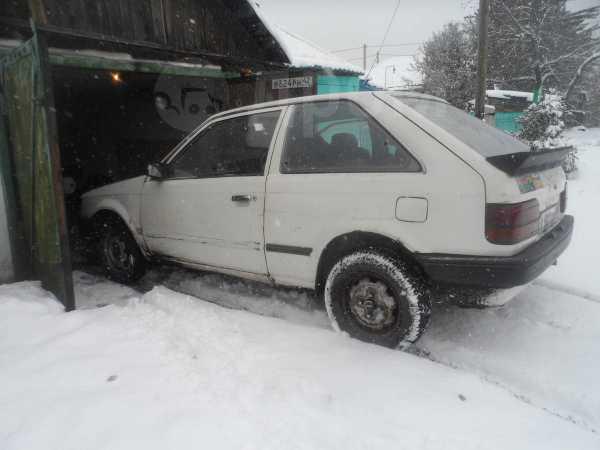 Mazda 323, 1986 год, 50 000 руб.