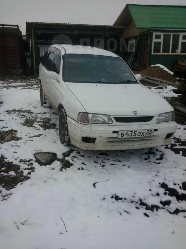 Nissan Wingroad, 1997 год, 140 000 руб.