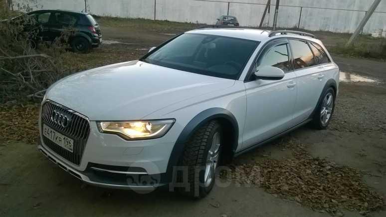 Audi A6 allroad quattro, 2013 год, 2 550 000 руб.