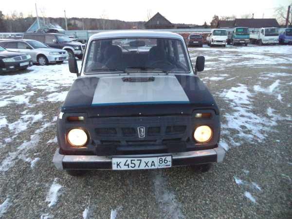 Лада 4x4 2131 Нива, 2007 год, 173 000 руб.