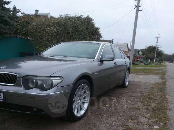 BMW 7-Series, 2004 год, 410 000 руб.