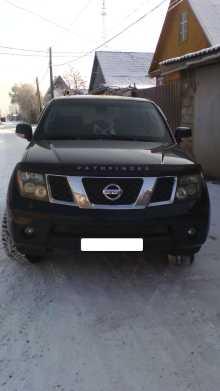 Братск Pathfinder 2008