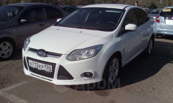 Ford Focus, 2014 год, 630 000 руб.