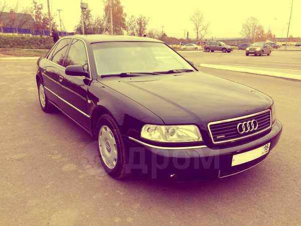 Audi A8, 2000 год, 390 000 руб.