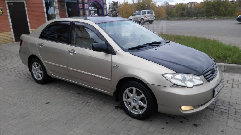 BYD F3, 2008 год, 219 000 руб.